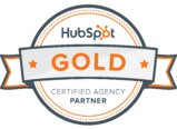 HubSpot Gold Badge