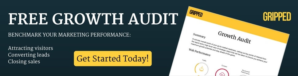 Our FREE growth audit will help assess how well you're managing social media