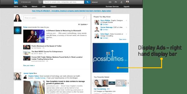 LinkedIn Display Ads
