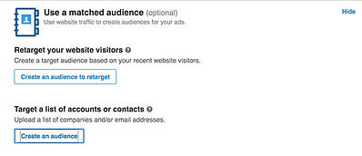 Linkedin Add Contacts