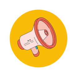 shouting about your brand in a retargeting campaign