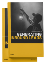 E-book about inbound lead generation
