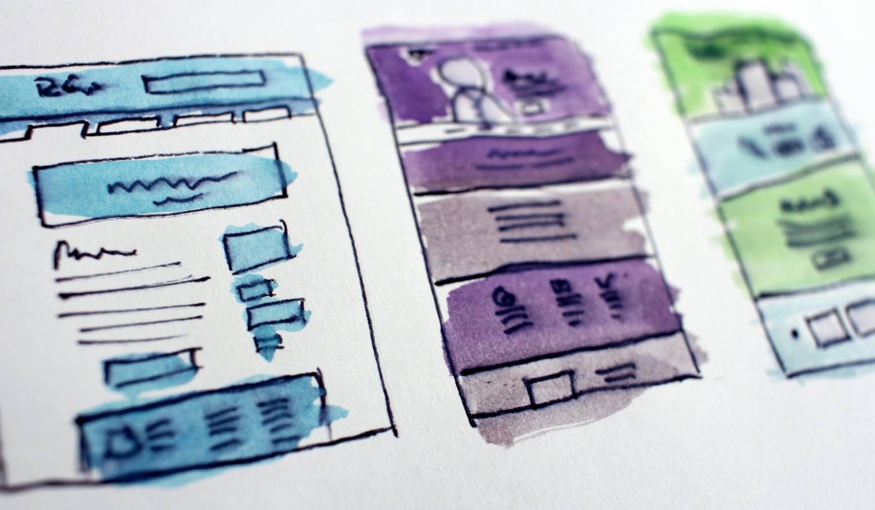 SaaS homepage designs